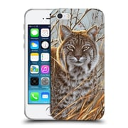 Official Chuck Black Big Cats Always Watching Soft Gel Case for Apple iPhone 5 / 5s / SE