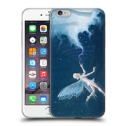 Official Christos Karapanos Fantasy Creatures Faerie Of Winter Soft Gel Case for Apple iPhone 6 Plus / 6s Plus