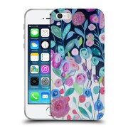 Official Carrie Schmitt Florals Solstice Soft Gel Case for Apple iPhone 5 / 5s / SE