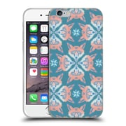 Official Chobopop Animals Pastel Fox Pattern Soft Gel Case for Apple iPhone 6 / 6s