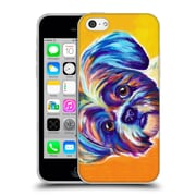 Official Dawgart Dogs 2 Shih Tzu Lacey Soft Gel Case for Apple iPhone 5c