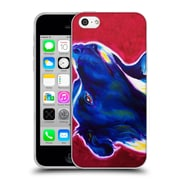 Official Dawgart Dogs 2 Border Collie Soft Gel Case for Apple iPhone 5c