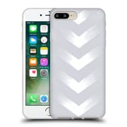 Official Caitlin Workman Modern Grey Point Soft Gel Case for Apple iPhone 7 Plus