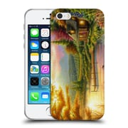 Official Chuck Black Cabin High-country Cinnamon Soft Gel Case for Apple iPhone 5 / 5s / SE