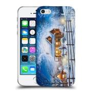 Official Chuck Black Cabin Friday Night Joys Soft Gel Case for Apple iPhone 5 / 5s / SE