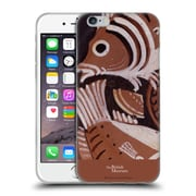 Official British Museum Images and Objects Greek Vase Fish Soft Gel Case for Apple iPhone 6 / 6s