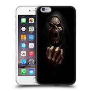 Official Christos Karapanos Horror Don't Break My Heart Soft Gel Case for Apple iPhone 6 Plus / 6s Plus