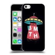 Official BRING ME THE HORIZON Key Art UFO Soft Gel Case for Apple iPhone 5c