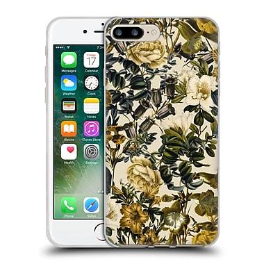 Official Burcu Korkmazyurek Floral Warm Winter Garden Soft Gel Case for Apple iPhone 7 Plus