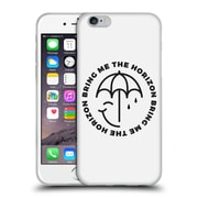 Official BRING ME THE HORIZON Key Art Happy and Sad Umbrella Soft Gel Case for Apple iPhone 6 / 6s