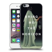 Official BRING ME THE HORIZON Key Art Cloaked White Soft Gel Case for Apple iPhone 6 / 6s