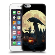 Official Christos Karapanos Horror 2 Halloween Theme Soft Gel Case for Apple iPhone 6 Plus / 6s Plus