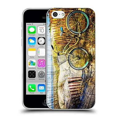 Official Celebrate Life Gallery Bicycle Dunes Soft Gel Case for Apple iPhone 5c