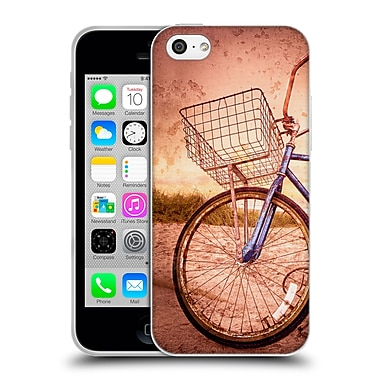 Official Celebrate Life Gallery Bicycle Beach Soft Gel Case for Apple iPhone 5c