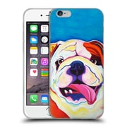 Official Dawgart Dogs Bully Grin Soft Gel Case for Apple iPhone 6 / 6s