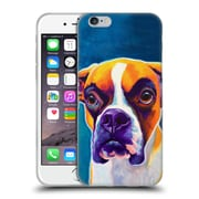 Official Dawgart Dogs Boxer Koda Soft Gel Case for Apple iPhone 6 / 6s