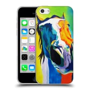 Official DAWGART WILDLIFE Up Close and Personal Soft Gel Case for Apple iPhone 5c
