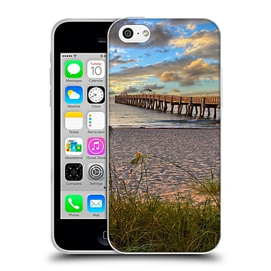 Official Celebrate Life Gallery Beaches 2 Umbrella Soft Gel Case for Apple iPhone 5c