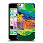 Official DAWGART WILDLIFE Pachyderm Soft Gel Case for Apple iPhone 5c