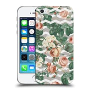 Official Burcu Korkmazyurek Floral 2 Vintage Garden III Soft Gel Case for Apple iPhone 5 / 5s / SE
