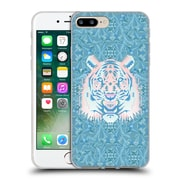 Official Chobopop Animals Pastel Tiger Soft Gel Case for Apple iPhone 7 Plus