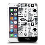 Official British Museum Community and Nurture BW Elements Soft Gel Case for Apple iPhone 6 Plus / 6s Plus
