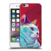 Official DAWGART CATS Pixie Girl Soft Gel Case for Apple iPhone 6 / 6s