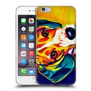 Official Dawgart Dogs 2 Beagle Bailey Soft Gel Case for Apple iPhone 6 Plus / 6s Plus