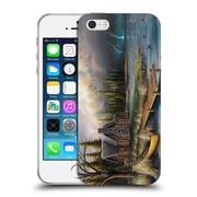 Official Chuck Black Cabin The Perfect Storm Soft Gel Case for Apple iPhone 5 / 5s / SE