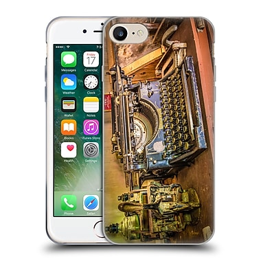 Official Celebrate Life Gallery Tools The Print Shoppe Soft Gel Case for Apple iPhone 7