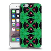 Official Chobopop Animals Tropical Goth Pattern Soft Gel Case for Apple iPhone 6 / 6s