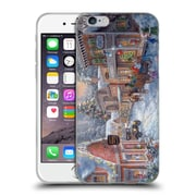 Official Christmas Mix Winter Wonderland Nicky Boehme Good Old Days Soft Gel Case for Apple iPhone 6 / 6s