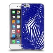 Official Caitlin Workman Organic Palms Royal Soft Gel Case for Apple iPhone 6 Plus / 6s Plus