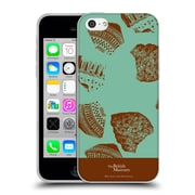 Official British Museum Community and Nurture 2 Mint Soft Gel Case for Apple iPhone 5c