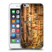 Official Celebrate Life Gallery Tools Iron Collectibles Soft Gel Case for Apple iPhone 6 Plus / 6s Plus