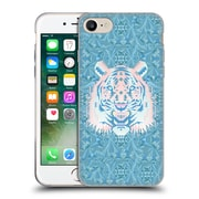 Official Chobopop Animals Pastel Tiger Soft Gel Case for Apple iPhone 7