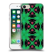Official Chobopop Animals Tropical Goth Pattern Soft Gel Case for Apple iPhone 7
