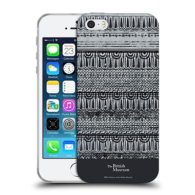 Official British Museum Community and Nurture Pattern Soft Gel Case for Apple iPhone 5 / 5s / SE