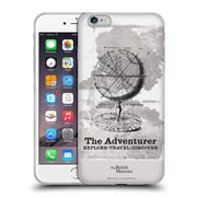 Official British Museum Adventure and Discovery Globe Soft Gel Case for Apple iPhone 6 Plus / 6s Plus