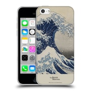Official British Museum Images and Objects Under The Wave Soft Gel Case for Apple iPhone 5c