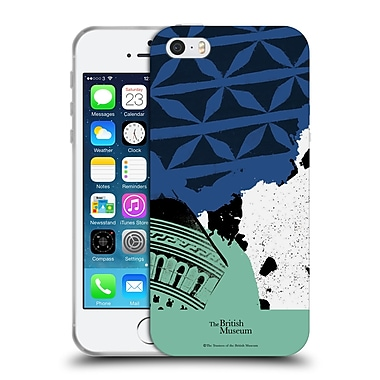 Official British Museum Community and Nurture Overlap Soft Gel Case for Apple iPhone 5 / 5s / SE