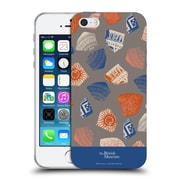 Official British Museum Community and Nurture Fragments Soft Gel Case for Apple iPhone 5 / 5s / SE