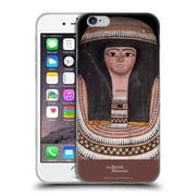 Official British Museum Images and Objects Egyptian Priest Mummy Soft Gel Case for Apple iPhone 6 / 6s