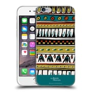 Official British Museum Ancient Egypt Teal Egyptian Pattern Soft Gel Case for Apple iPhone 6 / 6s