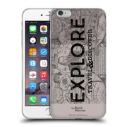 Official British Museum Adventure and Discovery Explore Soft Gel Case for Apple iPhone 6 Plus / 6s Plus
