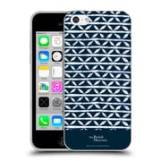 Official British Museum Decoration and Ceremony Horizontal Pattern Soft Gel Case for Apple iPhone 5c