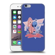 Official Chobopop Aliens Surfer Soft Gel Case for Apple iPhone 6 / 6s
