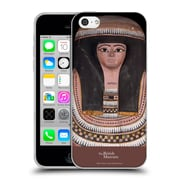 Official British Museum Images and Objects Egyptian Priest Mummy Soft Gel Case for Apple iPhone 5c