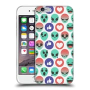 Official Chobopop Aliens Reactions Prints Soft Gel Case for Apple iPhone 6 / 6s