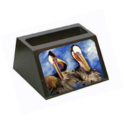 Carolines Treasures Pelican Brothers Business Card Holder (CRLT68797)